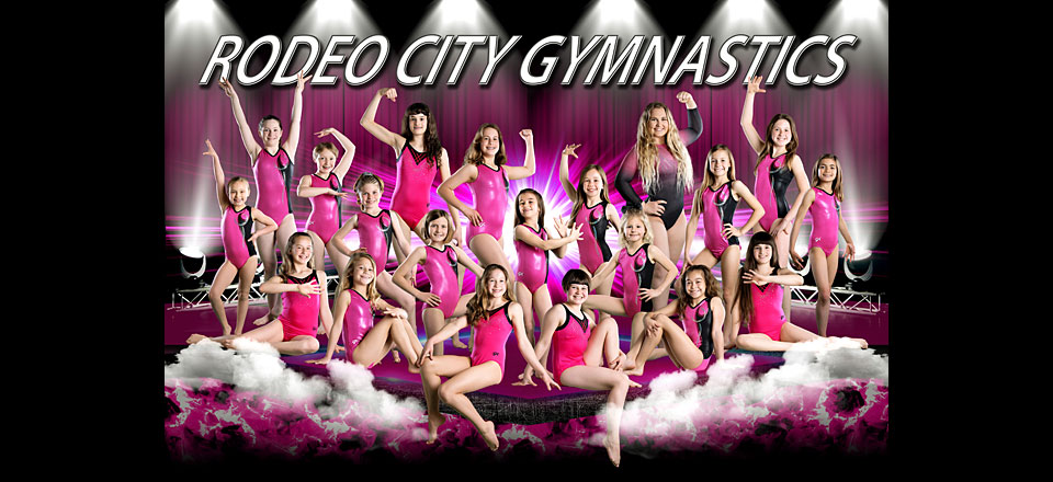Rodeo City Gymnastics Team